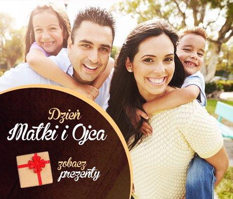 Prezenty na Dzień Matki i Dzień Ojca