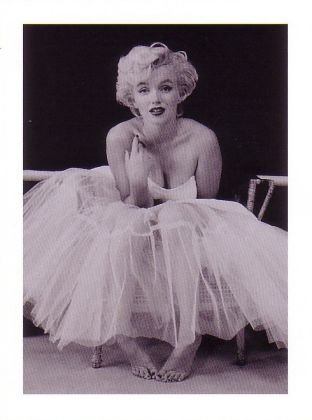 Marilyn Ballet Dancer (X)