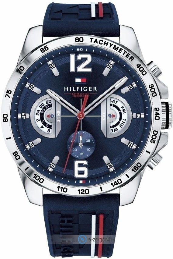 66d62ccfbf930 Zegarek męski Tommy Hilfiger Decker 1791476 - sklep internetowy e ...