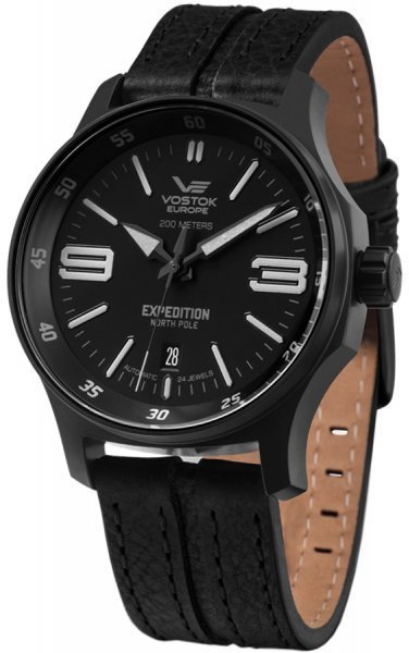 Vostok Europe Expedition North Pole NH35A-592C556