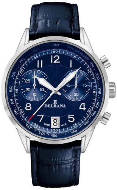 Delbana Retro Chronograph 41601.672.6.044