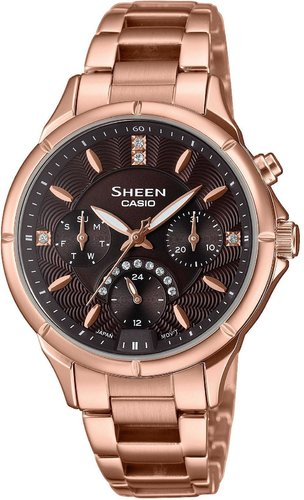 Casio Sheen SHE-3047PG-5AUER