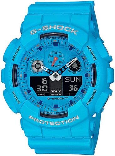 Casio G-Shock GA-100RS-2AER