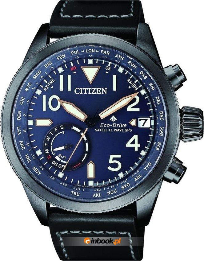 6dd1c0a7da8458 Citizen Satellite Wave CC3067-11L - Citizen - Na pasku - sklep InBook