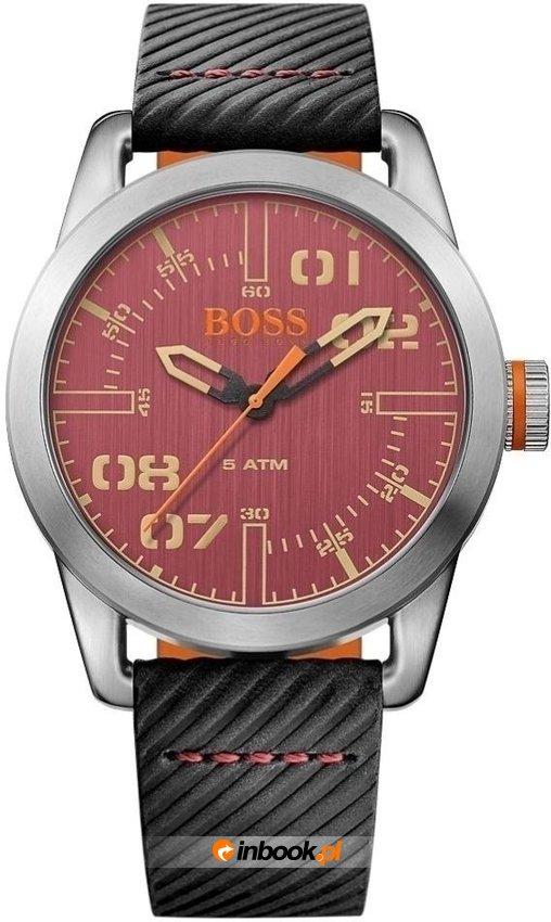 d6bb8f79ba6e9 Galeria. Męski zegarek 1513416 zaliczana się do kolekcji Hugo Boss Orange  ...