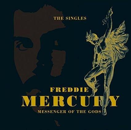 MESSENGER OF THE GODS - THE SINGLES - Freddie Mercury (Płyta CD)
