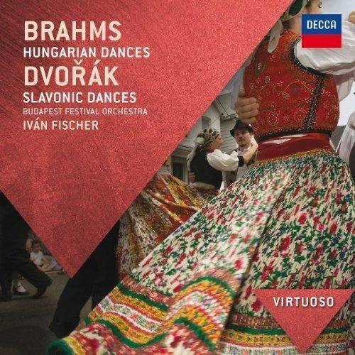 BRAHMS:HUNGARIAN DANCES (VIRTUOSO) - Ivan Fischer (Płyta CD)