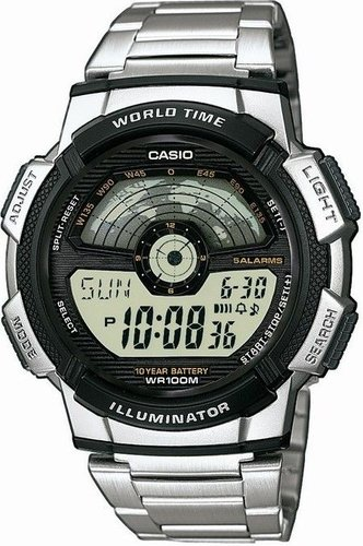 Casio Standard Digital AE-1000WD-1AVEF