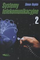 Systemy telekomunikacyjne t.2 - Simon Haykin