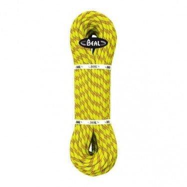 BEAL Lina pojedyncza KARMA 9,8mm - kolor Żółty