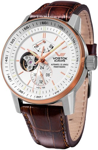 Vostok Europe YN84-565E550