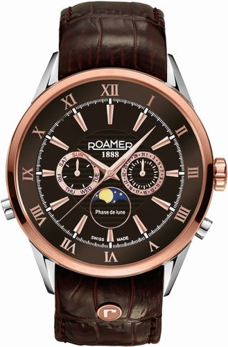 Roamer Superior Moonphase 508821 47 63 05