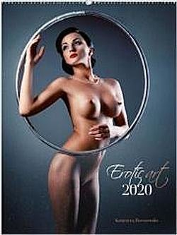 Kalendarz 2020 Artystyczny Erotic Art RA4