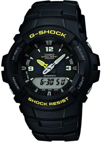 Casio G-Shock G-100-9CMER