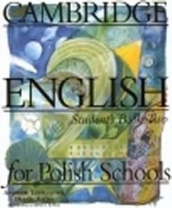 Cambridge English for Polish Schools Student's Book 2 - Littlejohn Andrew, Hicks Diana