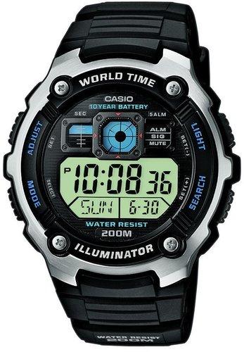 Casio Standard Digital AE-2000W-1AVEF