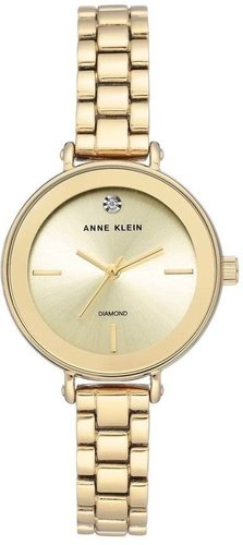 Anne Klein AK-3386CHGB