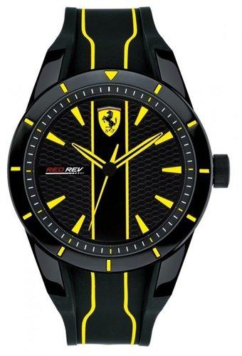 Scuderia Ferrari 0830482 Red Rev