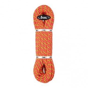 BEAL Lina pojedyncza KARMA 9,8mm - kolor pomarańczowy