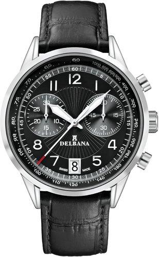 Delbana Retro Chronograph 41601.672.6.034