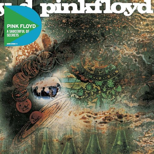 A Saucerful Of Secrets - Pink Floyd (Płyta CD)