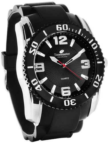 Timemaster LCD i Quartz 166-08