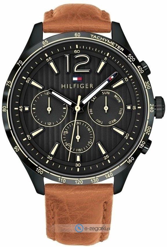 c67afe23b8d6c Zegarek męski Tommy Hilfiger Gavin 1791470 - sklep internetowy e ...