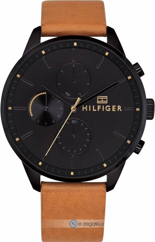 28912b0171256 Zegarek męski Tommy Hilfiger Chase 1791486 - sklep internetowy e ...