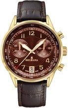 Delbana Retro Chronograph 42601.672.6.104