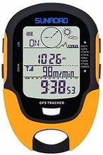 Sunroad FR510 Wysokościomierz z GPS