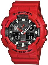 Casio G Shock GA 100B 4AER