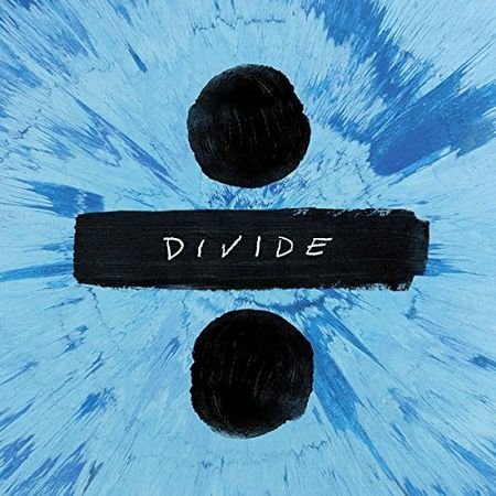 DIVIDE - Ed Sheeran (Płyta CD)