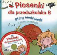 Piosenki dla przedszkolaka 8.