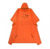 NATUREHIKE Ponczo 3w1 HIKING PONCHO 20D - kolor pomarańczowy