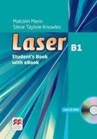 Laser 3rd Edition B1 SB + CD-ROM + eBook - Malcolm Mann, Steve Taylore-Knowles