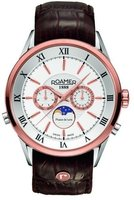 Roamer Superior Moonphase 508821 49 13 05