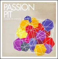 Chunk of Change - Passion Pit (Płyta CD)