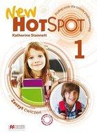 Hot Spot New 1 WB MACMILLAN wersja podstawowa - Colin Granger