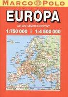 Marco Polo Europa atl.sam.1:750 i 1:4.500