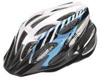 ALPINA Modzieowy Kask rowerowy FB JUNIOR 20 FLASH   kolor niebieski