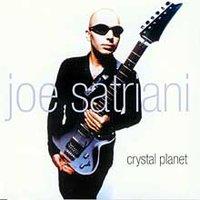 CRYSTAL PLANET - Joe Satriani (Płyta CD)