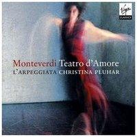 TEATRO D'AMORE - Jaroussky, L'arpeggiata (Płyta CD)