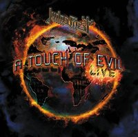 A Touch Of Evil - Live - Judas Priest (Płyta CD)