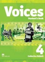 Język angielski Voices 4 podręcznik GIMN - Catherine McBeth
