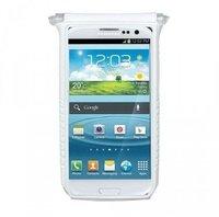 """TOPEAK Pokrowiec rowerowy na smartphone DRYBAG 5 (ekrany 4-5"""") - kolor biały"""