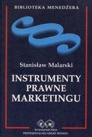 Instrumenty prawne marketingu/1997/ - Stanisław Malarski
