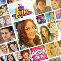 SOY LUNA - MÚSICA EN TI (PL) - Soundtrack Disney (Płyta CD)