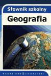 Słownik szkolny. Geografia - Antoni Jackowski
