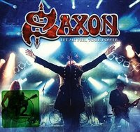 LET ME FEEL YOUR POWER (2CD+DVD) - Saxon (Płyta CD)