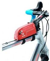 DEUTER Sakwa rowerowa ENERGY BAG - kolor czerwony